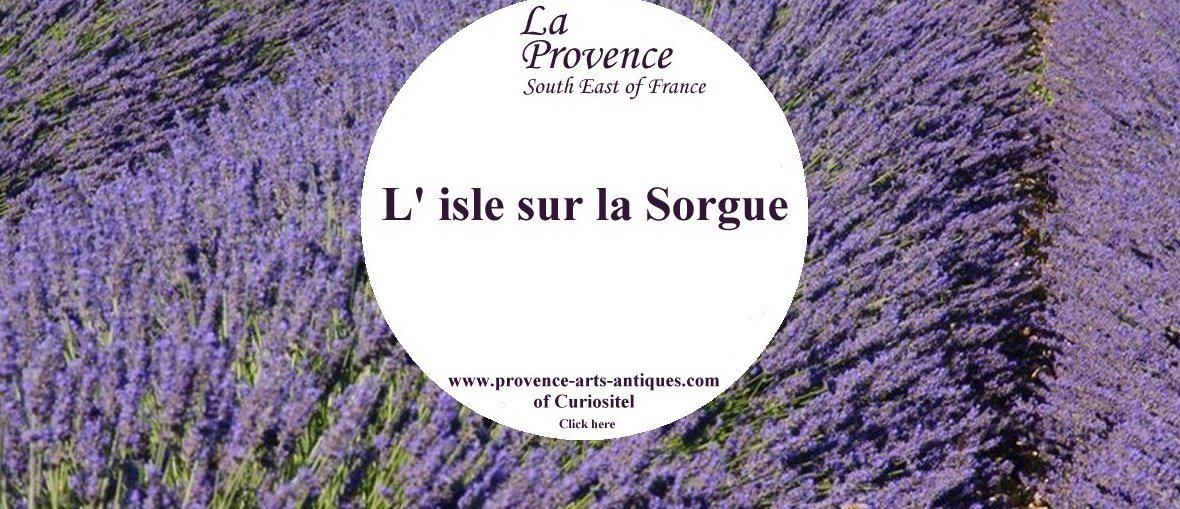 Provence, Provence Art Antiques, arts antiques in Provence